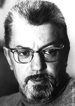 Composer Bernd Alois Zimmermann (1918-1970) - bernd_alois_zimmermann